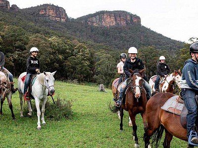 Megalong Trail Ride